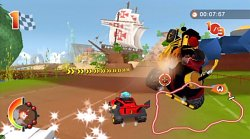 SkokRacers Islands: Crazy Racers