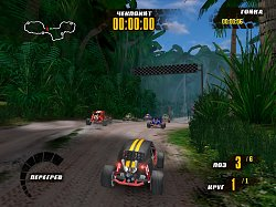 CheckpointJungle Racers