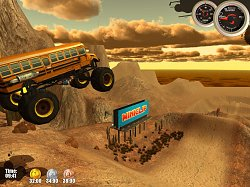 Ve skokuMonster Trucks Nitro