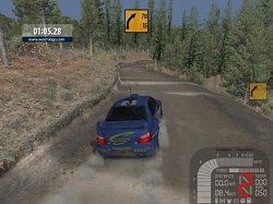 Subaru ImprezaRichard Burns Rally
