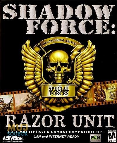 Shadow Force: Razor Unit