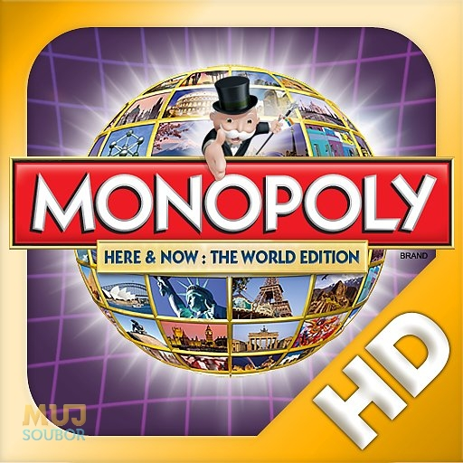 MONOPOLY Here & Now: The World Edition (mobilní)