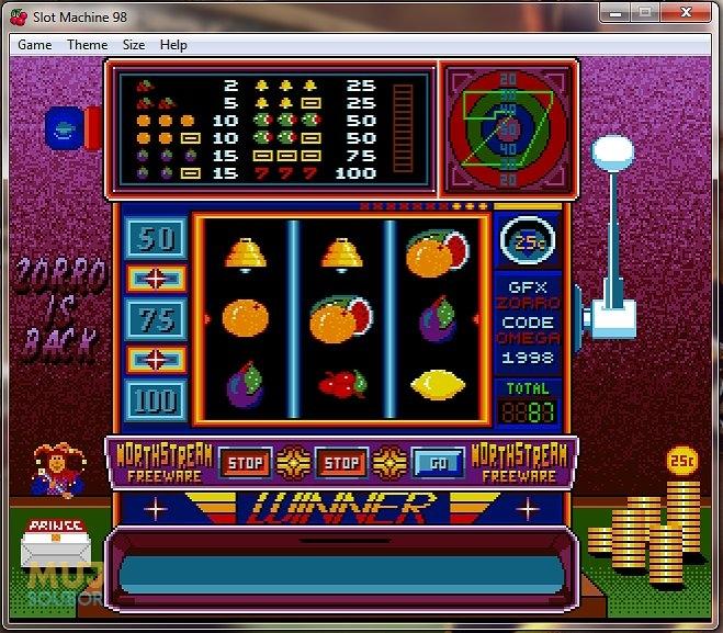 slot machine online zdarma