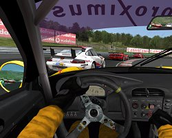 KokpitGTR – FIA GT Racing Game