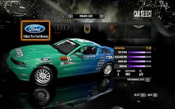 Reward cars