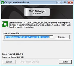 InstalaceAMD Driver Autodetect