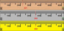 SkinyA Ruler for Windows