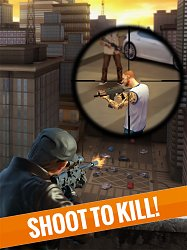 Shoot to Kill!Sniper 3D Assassin (mobilní)