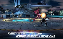 Iron ManMarvel Contest of Champions (mobilní)