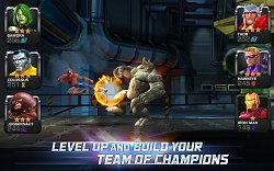 SpidermanMarvel Contest of Champions (mobilní)