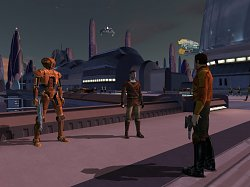 RozhovorSTAR WARS: Knights of the Old Republic
