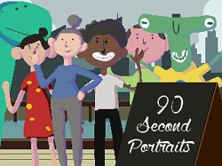 90 Second Portraits