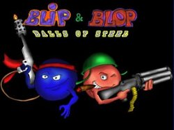 Blip And Blop Balls of Steel