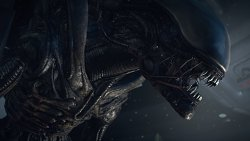 Alien!Alien: Isolation