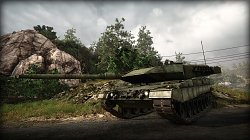 Legendární tankyArmored Warfare