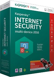 Kaspersky Internet Security – multi device 2016