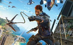 Grappling hookJust Cause 3