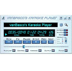 vanBasco's Karaoke Player