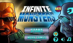 Start hryInfinite Monsters (mobilní)