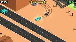 4*Smashy Road: Wanted (mobilní)