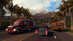 HollywoodAmerican Truck Simulator