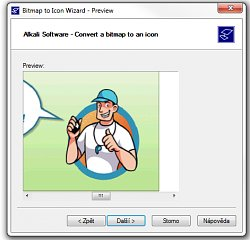 PreviewBitmap to Icon Wizard