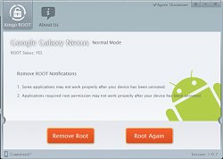 Galaxy NexusKingo Android Root