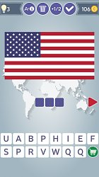USAFlags of the World Quiz (mobilní)