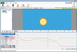 Editor hranExpress Animate Software
