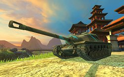 Samohybné děloWorld of Tanks Blitz