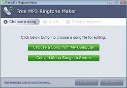 Free MP3 Ringtone Maker