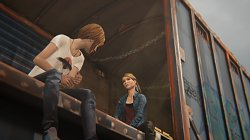 Rozhovor ve vlakuLife is Strange: Before the Storm