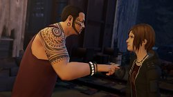 Interakce postavLife is Strange: Before the Storm
