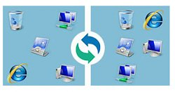 Restore Desktop Icon Layouts