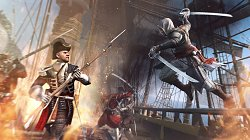 Skok z loděAssassin's Creed IV: Black Flag