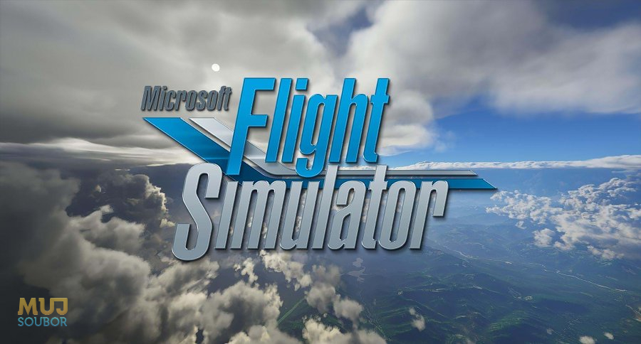 Microsoft Flight Simulator požadavky a cena - Steam download