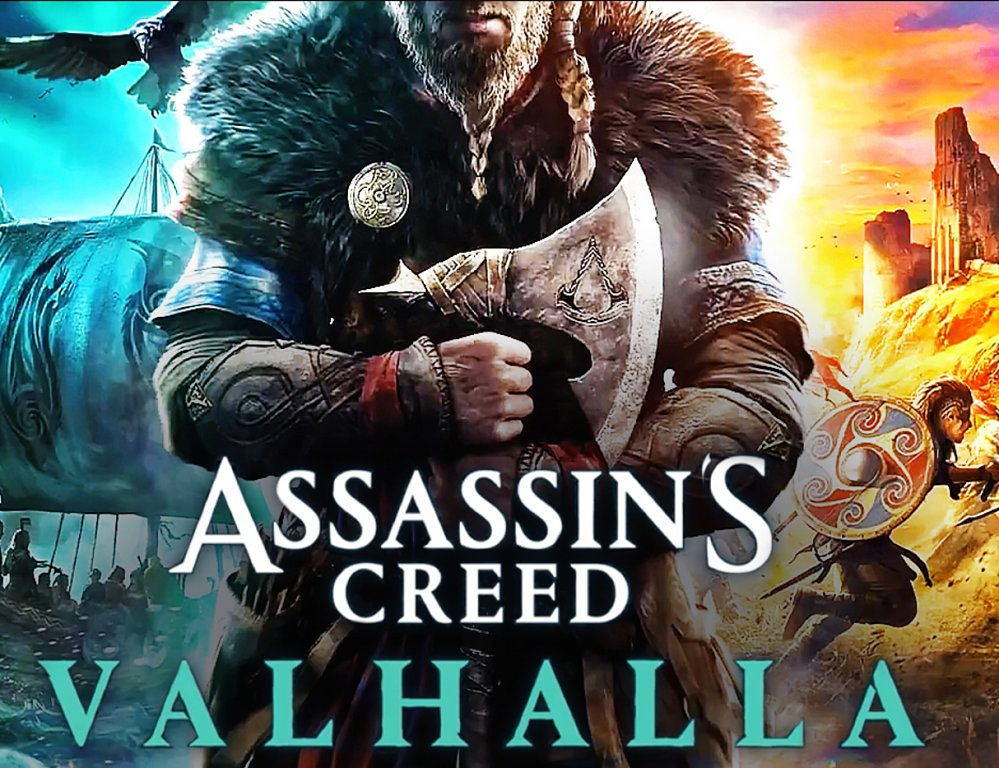 Assassin's Creed Valhalla prvý trailer