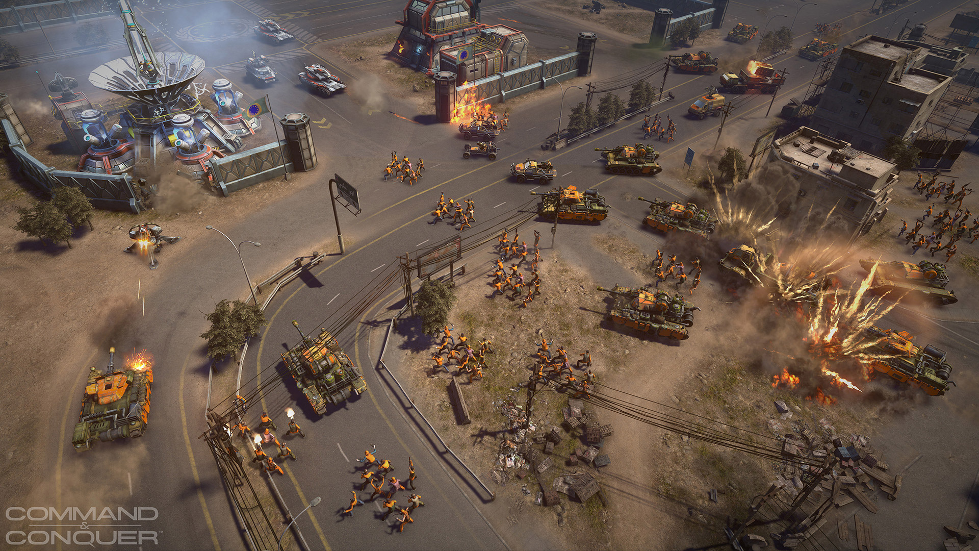 Command Conquer: Tiberian Sun Patch