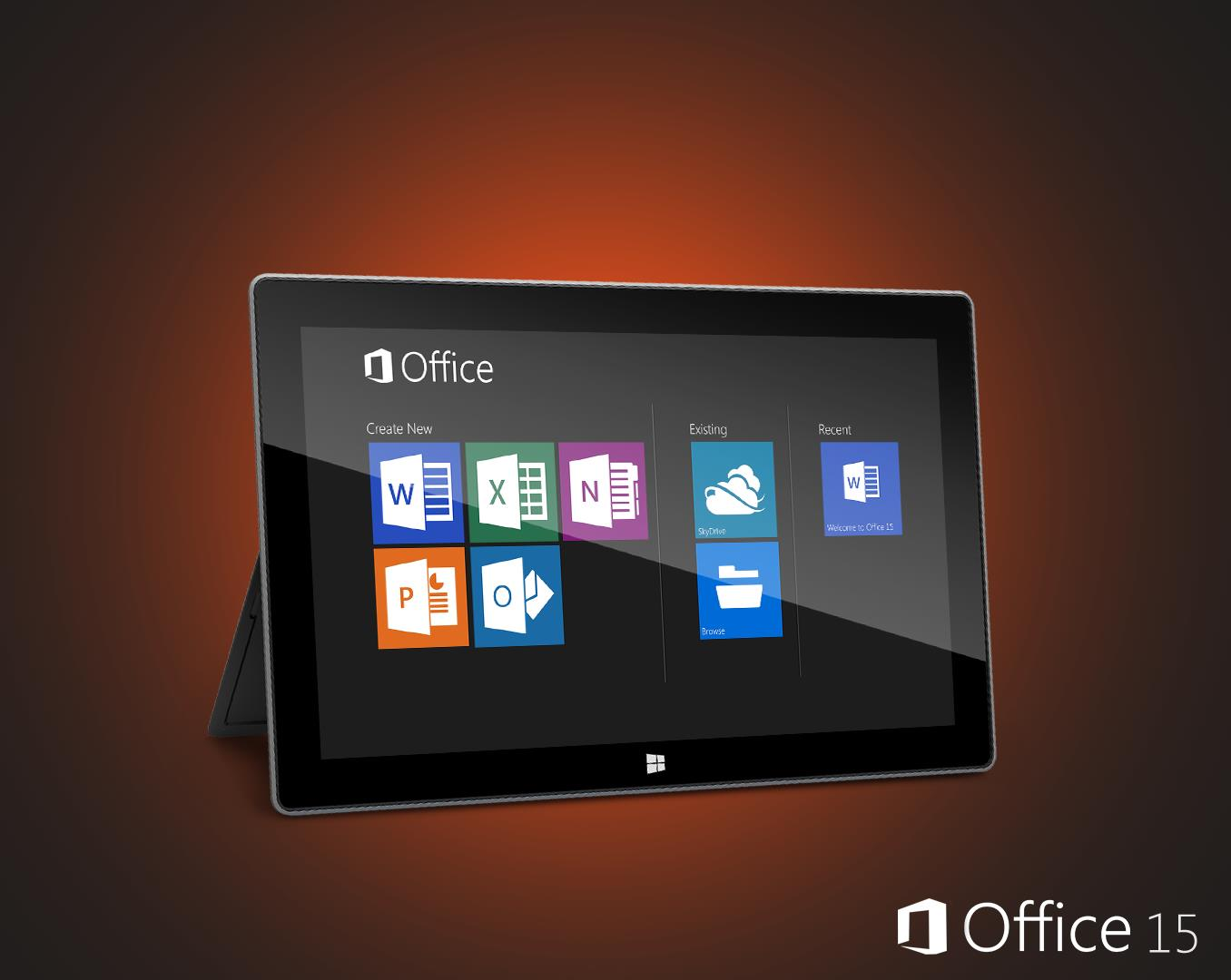 MS Office 15