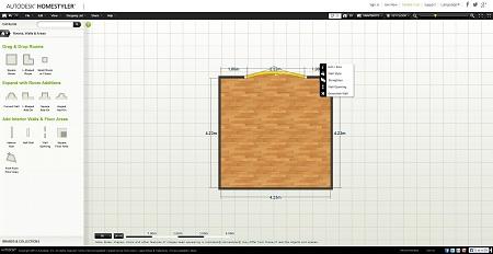 Software a online programy na n vrh byt koupelny for Autodesk homestyler online