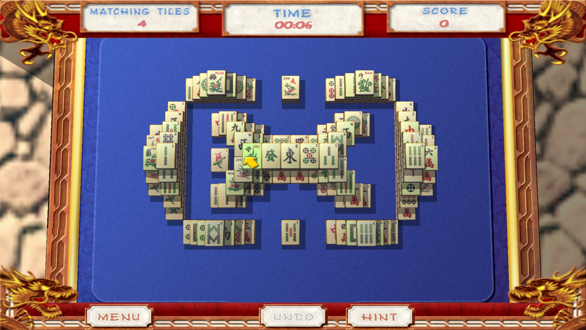 Great Mahjong hra