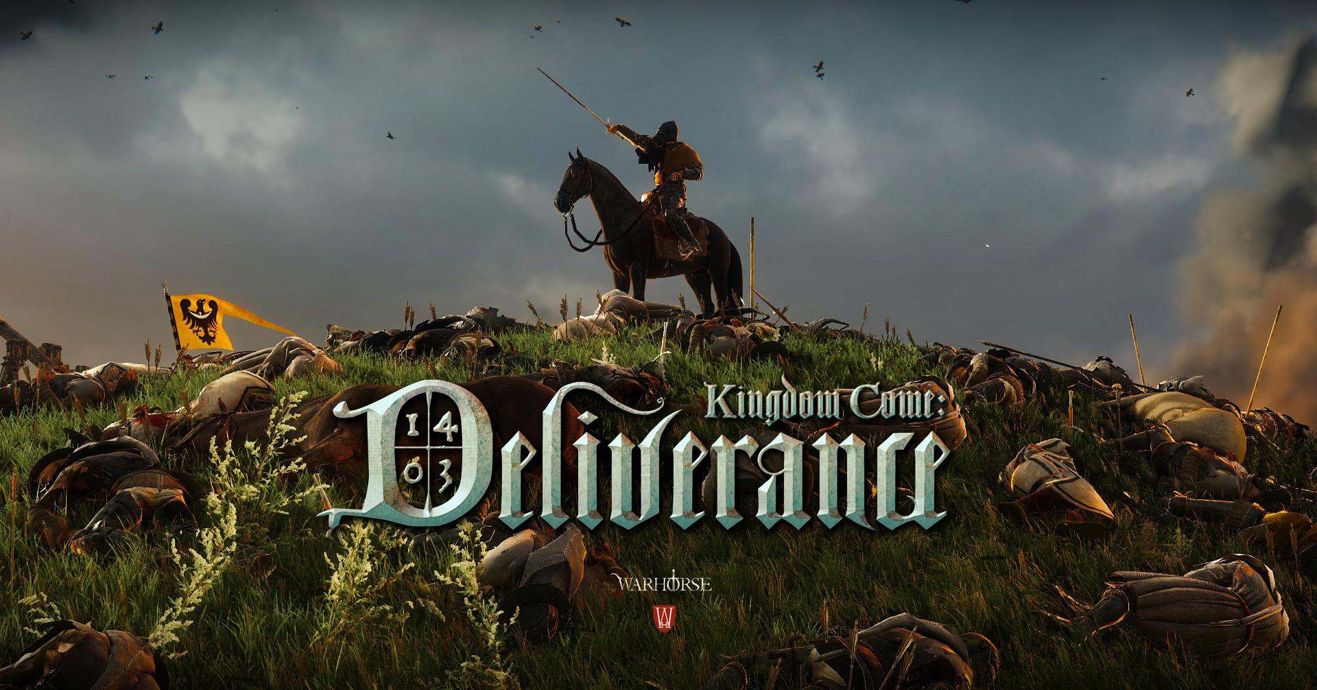 Kingdom Come: Deliverence plakát