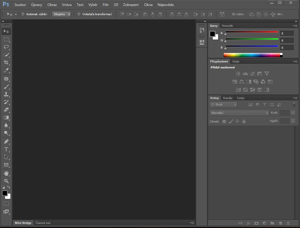 Photoshop návod pro začátečníky
