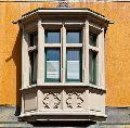 arkýřové okno