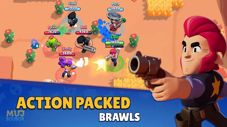 Download, brawl, stars on PC with MEmu