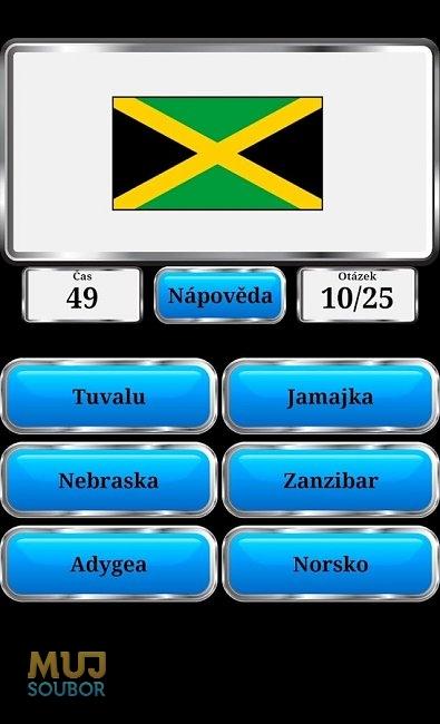World Geography – Quiz Game (mobilní) | Mujsoubor cz