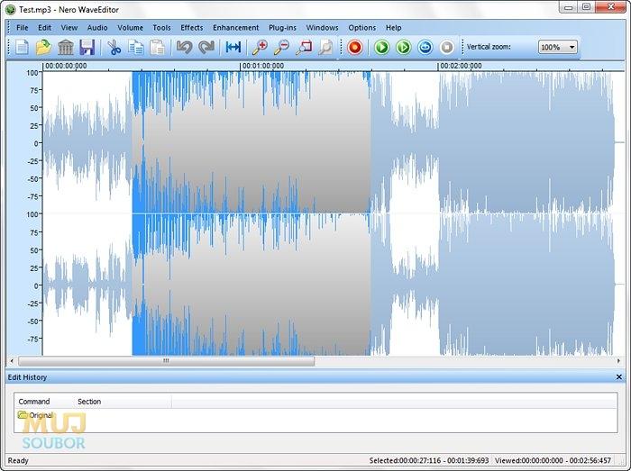 mixování hudby program zdarma